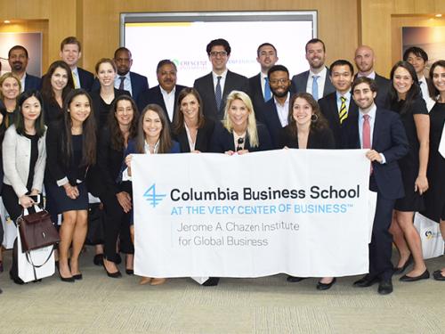 Columbia Business School Crescent Enterprises