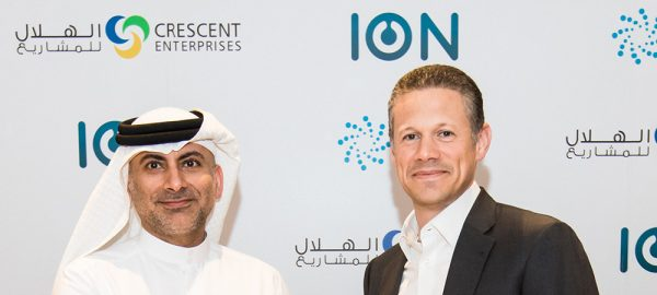 Crescent Enterprises and Bee'ah inaugurate Sustainable Transport Company ION; commence operations in Abu Dhabi, Dubai and Sharjah