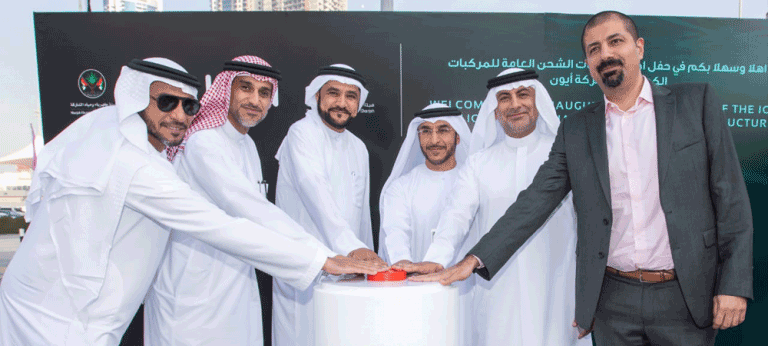 ION drives UAE green ambitions by developing infrastructure for electric vehicle mobility