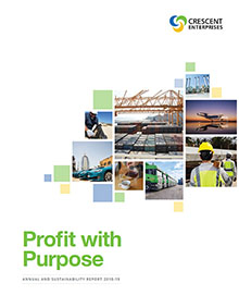 Annual and Sustainability Report 2018-19