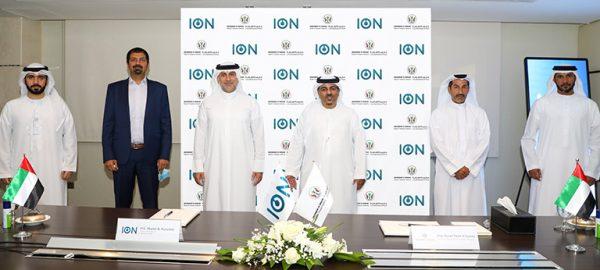 """""""أيون"""" تطلق خدمة جديدة للنقل المستدام بالشراكة  مع هيئة الطرق والمواصلات في الشارقة للاستخدام عند الطلب في اليوم العالمي للمركبات الكهربائية"""